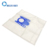 White Non-Woven Dust Filter Bag For VS06B112A Vacuum Cleaner