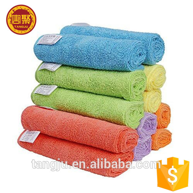 kitchen cleaning cloth/kitchen microfibre cleaning cloth/microfibre dust cloth