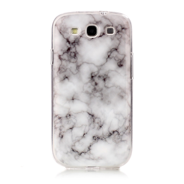 Ultra thin marble TPU phone back cover, IMD craft phone case for Samsung S5 S4