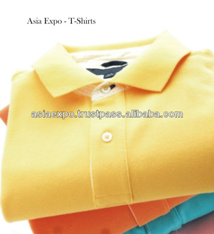 Polo T-Shirts for men in many colors and designs