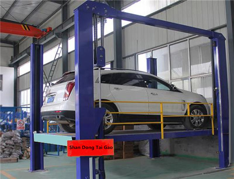 hydraulic garage car lift used home garage car lift used 4 post car lift for sale