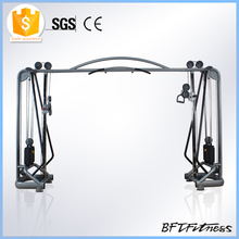 Techno brand cable crossover gym equipment commercial cable crossover for multi training