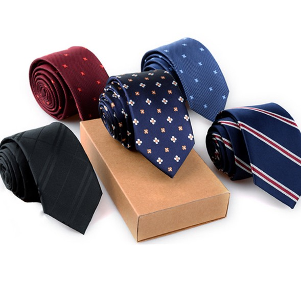 High Quality Good Price jacquard Woven 100% Silk Tie necktie For Men
