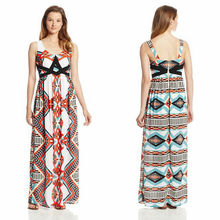 2014 New Arrival Bohemian Style Long Summer Beach Dress