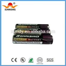 aa battery aa lr6 am3 alkaline battery bulk packaging/1.5V Nominal Voltage and Zn/MnO2 Battery Type