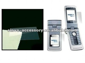 All kinds of screen protector for mobile phone/laptop/PDAs....