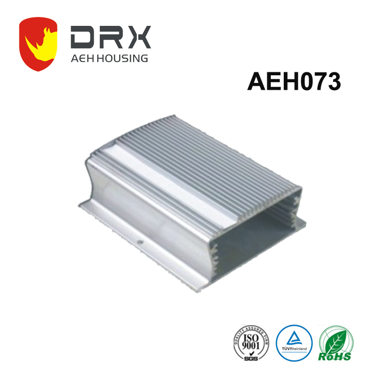 Extruded Aluminum Enclosure for IPTV Box, AV SWITCH