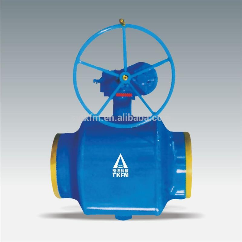 TKFM china alibaba control water valve with timer gas shut off valve forged steel ball valve for thermal power plant