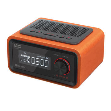 Newest Wooden Cabinet FM radio, USB, LCD Display Alarm Clock H90 Bluetooth Speakers