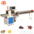 Automatic Flow Type Ice Lolly Cookies Packaging Chocolate Wrapping Price Pillow Pack Packing Machine Biscuit Packer Machine