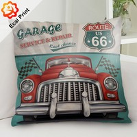 good quality hot sell popular decor car seat cushion with pictures