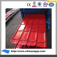 color steel tile/cheap metal roofing sheet/metal roof Manufacture