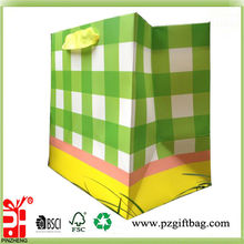 large 100% boutique recycle gift paper bags