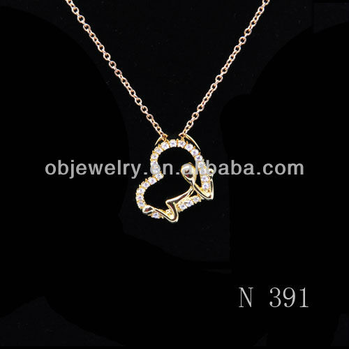 Minimalist Dress Suit Joyas New Look Best Selling Silver Gold Color Chain Single Necklace Pendant