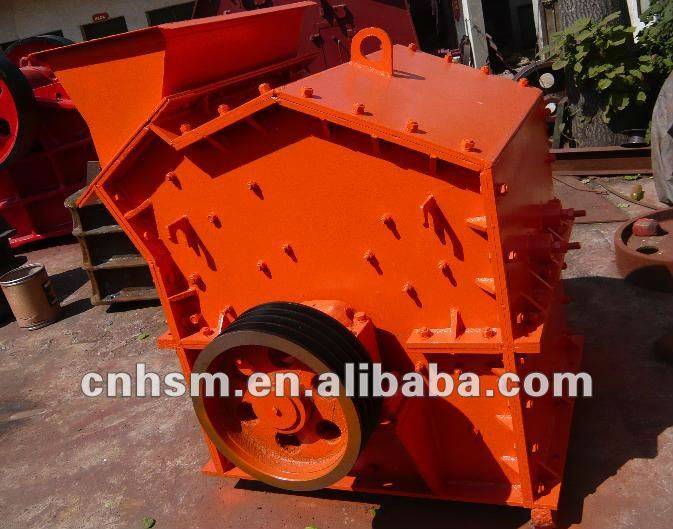 HSM Super fineness crushing capability glass crusher