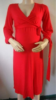 AD035hot sell pregnant women long dress