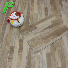Unique brand recycled material waterproof laminate flooring pvc vinyl plank flooring for low price