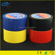 Abrasion, moisture and wear-resistant colour pvc floor marking tape