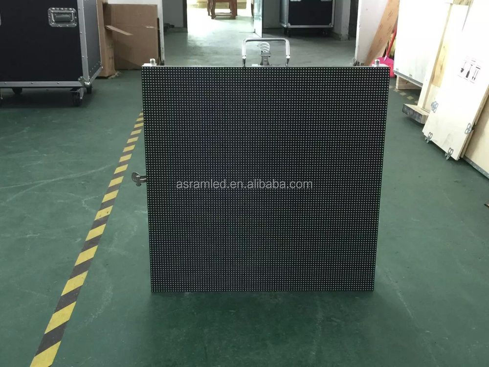 Best price outdoor indoor aluminum Die-casting cabinets led screen
