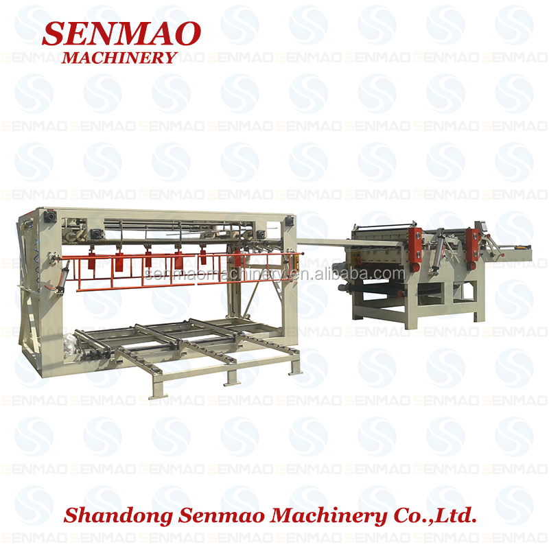 core veneer builder with best quality/stave jointing machine/panel jointing machine