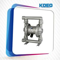 2014 Top Selling Manual Diaphragm Pump