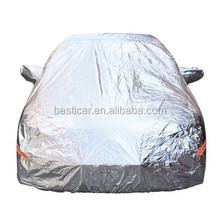 Universal UV Proof Aluminum Foil Car Cover