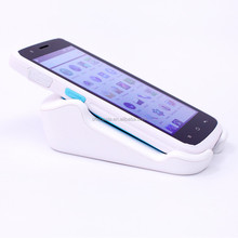 Mobile Handheld Restaurant Waterproof Wireless Ordering PDA Machine with RS232 Port Smart Card Reader for Supermarket Police