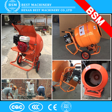 Mini Cement Mixer Concrete Mixer / petrol engine powered movable mini type gas cement mixer for sale