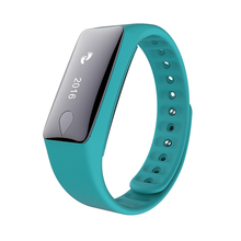 OLED activity sleep monitor intelligent wristband with NFC heart arte monitor pedometer steps distance counter sport smart band