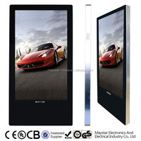 32 inch 3g network full hd lcd screen wifi wall mount lcd ad display