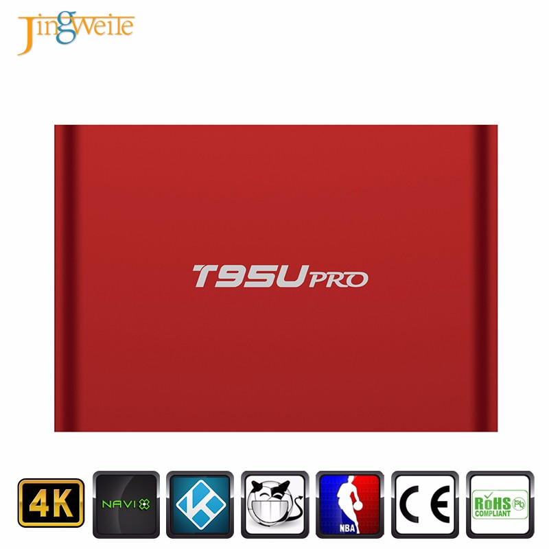 T95u Pro Android Tv Box S912 Octa Core 3gb 32gb Bluetooth Wifi 4k TV Box