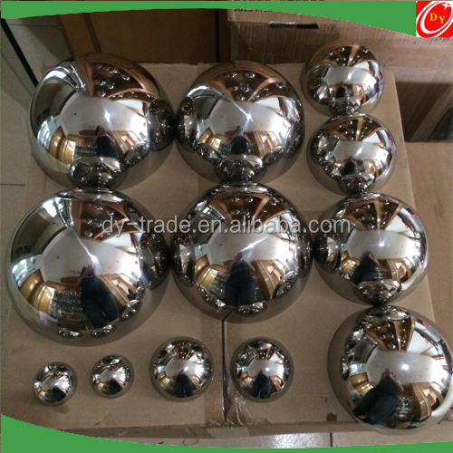 Various Size Bath Bomb Mold Steel Half Ball