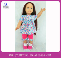"Offer Custom-Made Service 18"" American Girl Doll/ China Wholesale Custom Vinyl Doll/American Girl Doll 18 Inch"