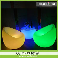 Cute Shutters Shape LED Flash Glasses For Dances / Party Supplies Decoration