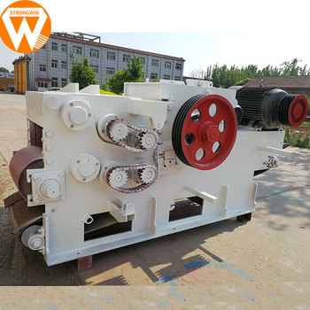 China Widely Used Drum Wood Chipper for Paper Making Factories