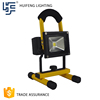 Portable Emergency Flashlight Rechargeable 10W Dimmable LED Work Flood Light Auto Car Warning Light