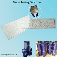 baluster concrete silicone liquid rubber mold making