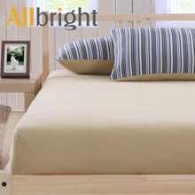 ALLBRIGHT modern duvet fitted bed sheets and pillow sets for bed