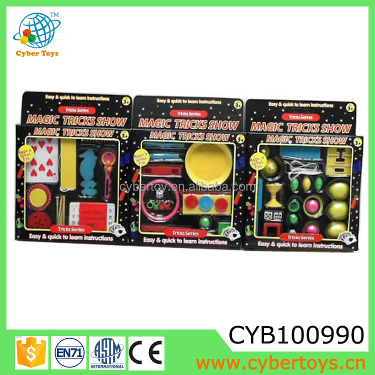 New kid magic game professional magic tricks toy CYB100990