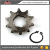 Motorcycle ATV Dirtbike Front Sprocket 110cc Pitster Pro YX