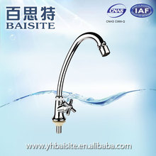 Promotional Single Handle Items Faucets Kitchen Sink Taps Plastic Cheap Water Faucet