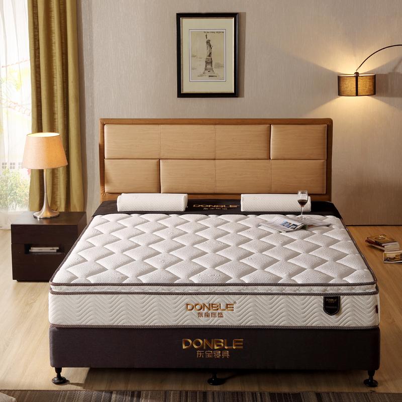 Hotel knitting fabric cover bonnell spring cheap price durable foam mattress - Jozy Mattress | Jozy.net