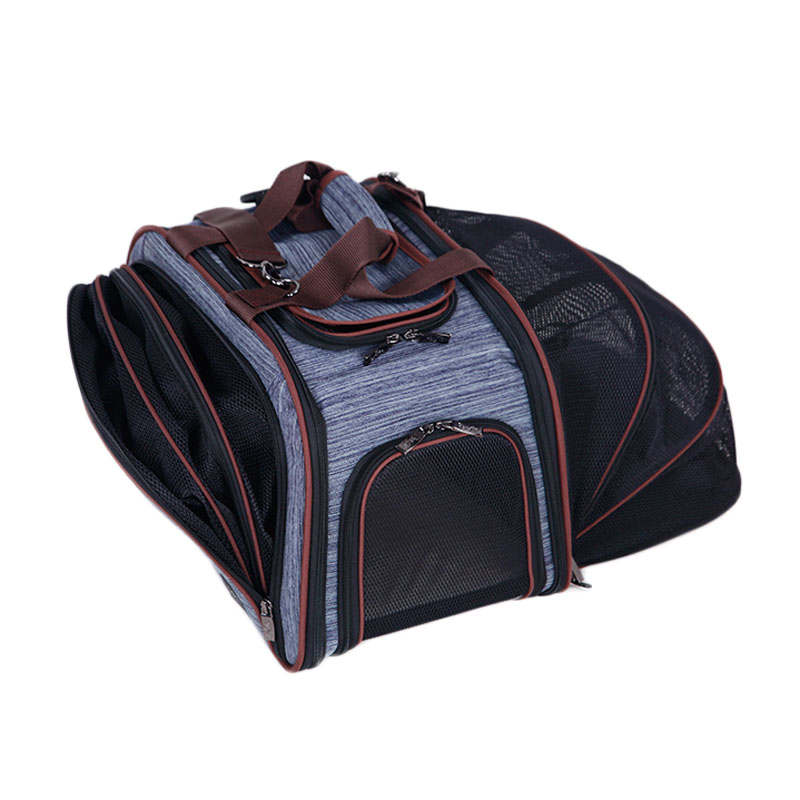 Airline Approved Pet Carriers Soft-Sided Travel Outdoor Portable Bag for pets