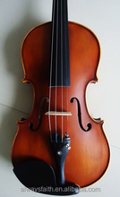 Best choise excellent sounds Antique Style White Tiger Edging Violin