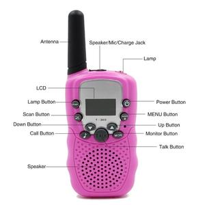kids walkie talkie walkie-talkie with high quality
