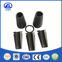 2012 LQM cheap 3- piece post tensioning wedges in construction design steel structure warehouse