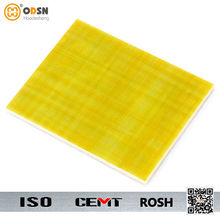 Excellent Structural Properties epoxy glass cloth laminated sheet