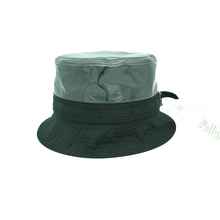 Custom high quality plain blank black cotton plastic men waterproof cypress hill bucket hat