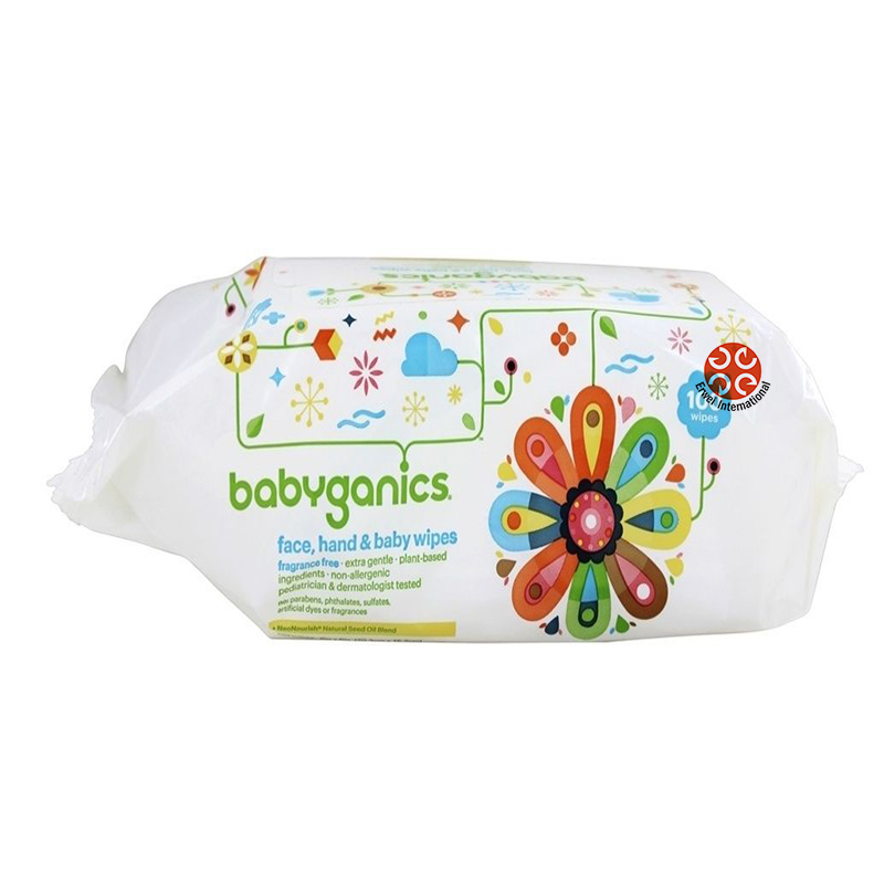 Customize Johnsons Baby Wipes and Boogie Wipes