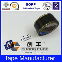 Taiwan Glue with Good Quality Logo Tape
